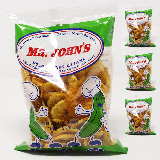 mr. john's plantain chips
