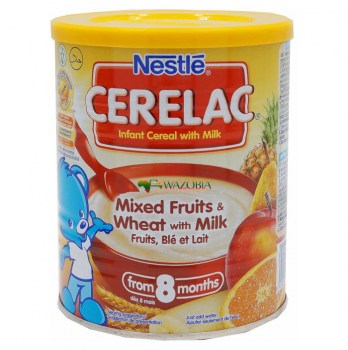 Nestle Cerelac Mixed Fruits Wheat Milk  - 1kg