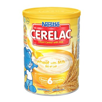 Nestle Cerelac Wheat Nigeria - 1kg