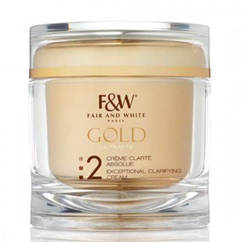 Fair & White Gold 2 Exceptional Clarifying Cream 200ml