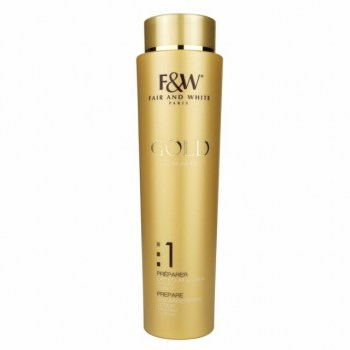 Fair & White Gold AHA Brightening Lotion 350ml