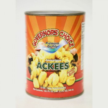 Governor's Choice Ackees - 540ml