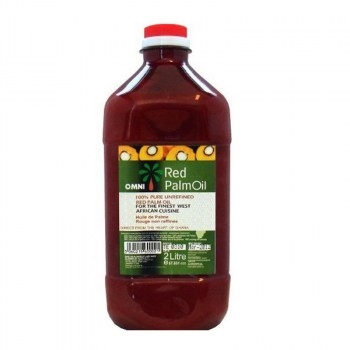 Omni Red Palm Oil - 2L