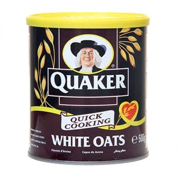 Quaker White Oats - 500g