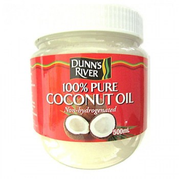 Dunns River Pure Coconut Oil - 500ml