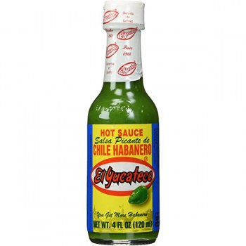 El Yucateco Green Hot Sauce - 4oz