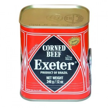 Exeter Corned Beef - Box - 24x340g