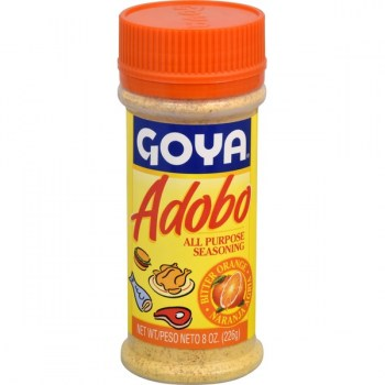 Goya Adobo All Purpose - Orange - 8oz