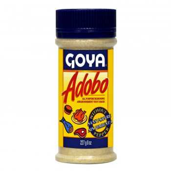 Goya Adobo Seasoning- No Pepper - 8oz