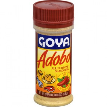 Goya Adobo Seasoning/ Pepper  - 8oz