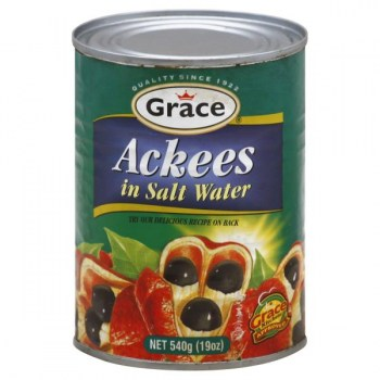 Grace Ackees - 540ml.