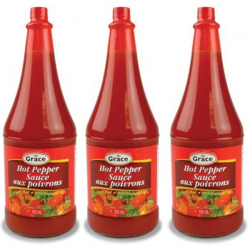 Grace Hot Pepper Sauce - 355ml