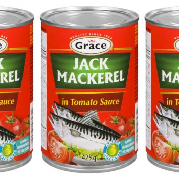 Grace Mackerel