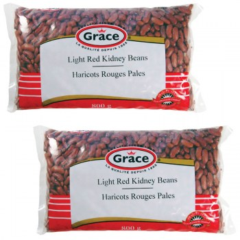 Grace Light Red Kidney Beans - 400g