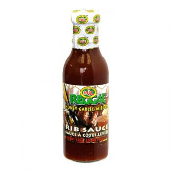 Irie Honey Garlic Rib Sauce  - 12oz