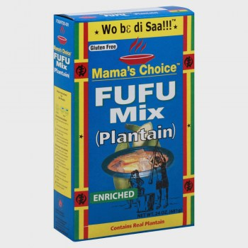 Choice Plantain Fufu