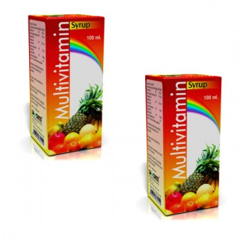 Multivitamin Syrup - S