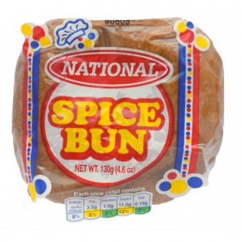 National Spice Bun - 130g