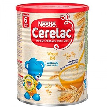 Nestle Cerelac Wheat  - 1kg