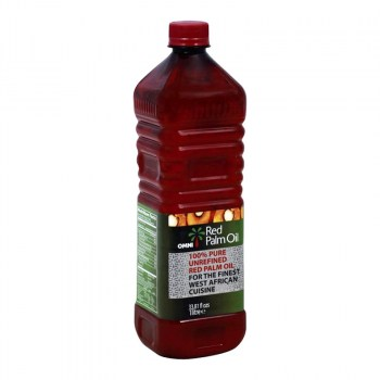 Omni Red Palm Oil - 1Ltr
