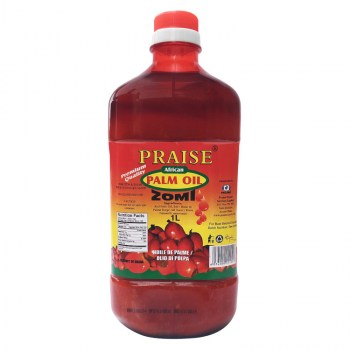Praise Palm Oil  Zomi - 1L