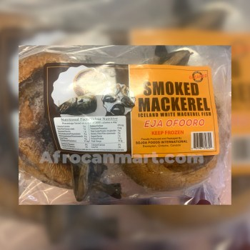 Eja Ofooro Smoked Mackerel