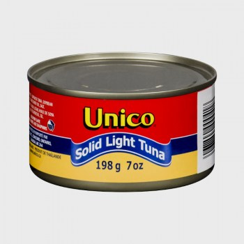 Unico Solid Light Tuna - 198g
