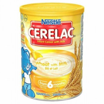 Nestle Cerelac Wheat Milk  - 1kg
